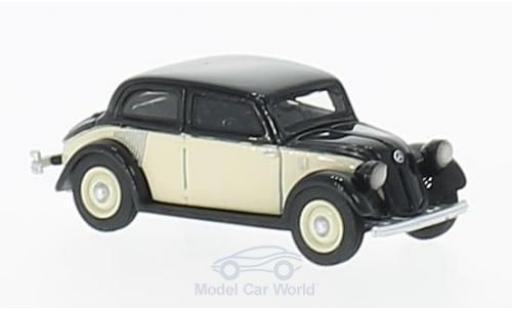 Mercedes 130 1/87 BoS Models (W23) negro/beige 1934 miniatura