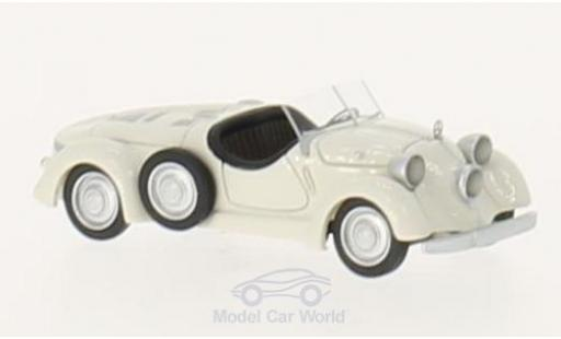 Mercedes 150 1/87 BoS Models (W30) Sport Roadster beige 1935 diecast model cars