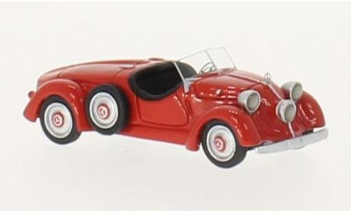 Mercedes 150 1/87 BoS Models (W30) Sport Roadster rouge 1935 miniature
