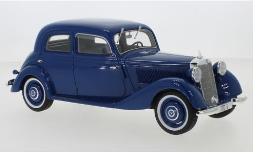 Mercedes 170 1/18 BoS Models V blue 1939 diecast model cars