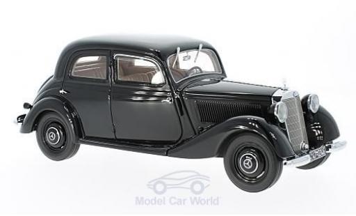 Mercedes 170 1/18 BoS Models V noire 1939 miniature