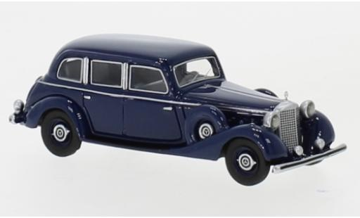 Mercedes 770 1/87 BoS Models (W150) Limousine blue 1940 diecast model cars