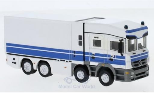 Mercedes Actros 1/87 BoS Models Deutsche Bundesbank 2010 Werttransporter miniatura
