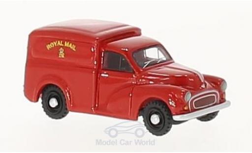Morris Minor 1/87 BoS Models Van Royal Mail 1960 miniature