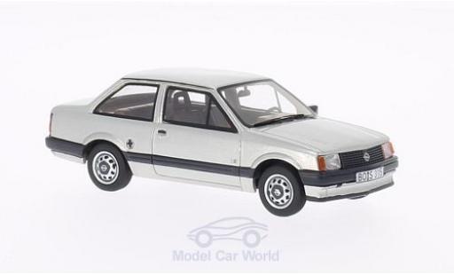 Opel Corsa 1/43 BoS Models A TR grise 1982 miniature