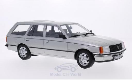 Opel Rekord 1/18 BoS Models E Caravan grise 1981 miniature