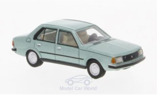 Renault 18 1/87 BoS Models metallise verte 1978 miniature