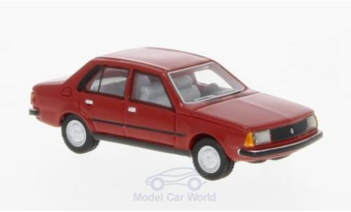 Renault 18 1/87 BoS Models red 1978 diecast model cars