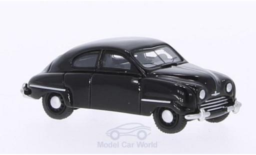 Saab 92B 1/87 BoS Models noire 1953 miniature