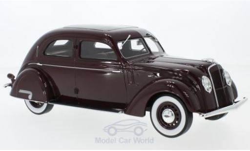 Volvo PV 1/18 BoS Models 36 Carioca rouge 1936 miniature