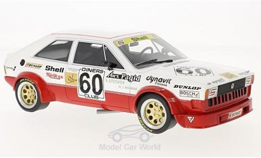Volkswagen Scirocco 1/18 BoS Models I Gr. 2 No.60 Spiess Tuning ETCC 1978 A.Stocker/H-J.Nowak miniature