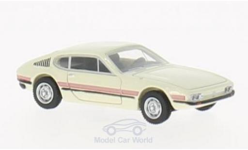 Volkswagen SP2 1/87 BoS Models hellbeige/Dekor 1972 miniature