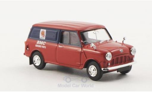 Austin Mini Van 1/87 Brekina BMC - Genuine Parts diecast model cars