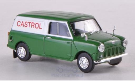 Austin Mini Van 1/87 Brekina Castrol diecast model cars