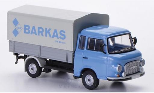 Barkas B 1000 1/87 Brekina Pritsche ohne Vitrine miniature