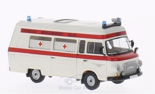 Barkas B 1000 1/87 Brekina SMH 3 DRK Güstrow miniature