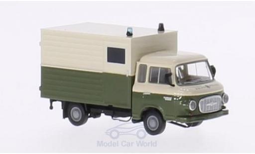 Barkas B 1000 1/87 Brekina Volkspolizei Koffer miniature