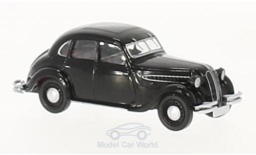 Bmw 326 1/87 Brekina BMW noire miniature