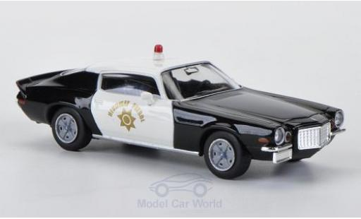 Chevrolet Camaro 1/87 Brekina Highway Patrol diecast model cars