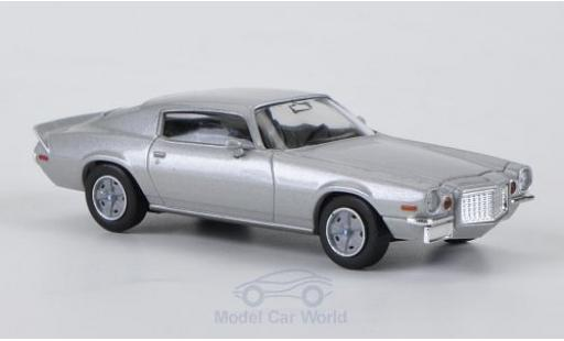 Chevrolet Camaro 1/87 Brekina grey diecast model cars