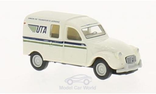 Citroen 2CV 1/87 Brekina 2 CV AZU UTA miniature