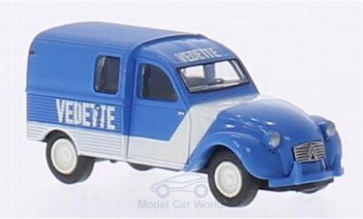 Citroen 2CV 1/87 Brekina AZU Vedette miniature