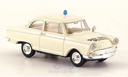 DKW Junior 1/87 Brekina Polizei Polizei miniature