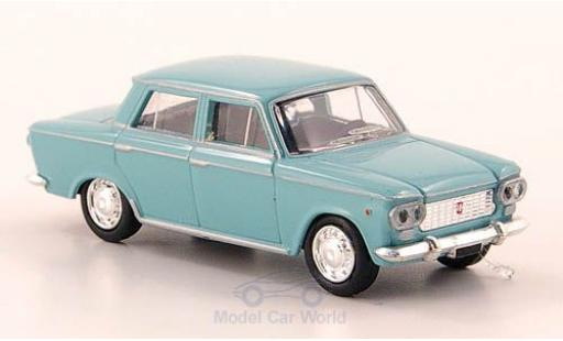 Fiat 130 1/87 Brekina Drummer 0 Limousine turquoise miniature