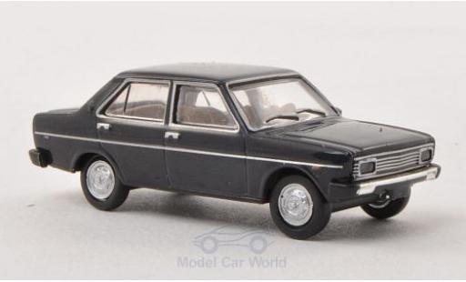 Fiat 131 1/87 Brekina Mirafiori noire Ausführung mit Rechteckscheinwerfern miniature