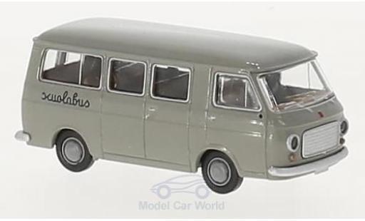 Fiat 238 1/87 Brekina Bus Scuolabus miniature