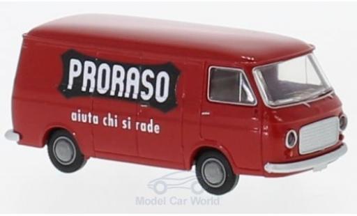 Fiat 238 1/87 Brekina Kasten Proraso miniature