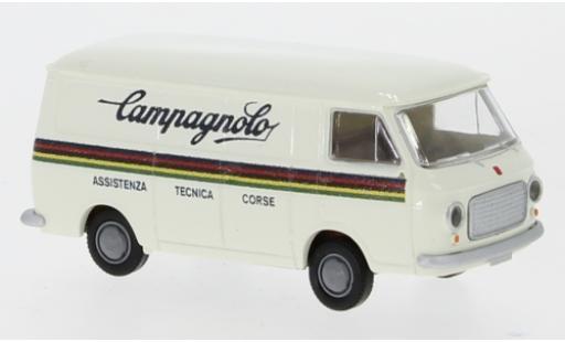 Fiat 238 1/87 Brekina Kastenwagen Campagnolo 1966 coche miniatura