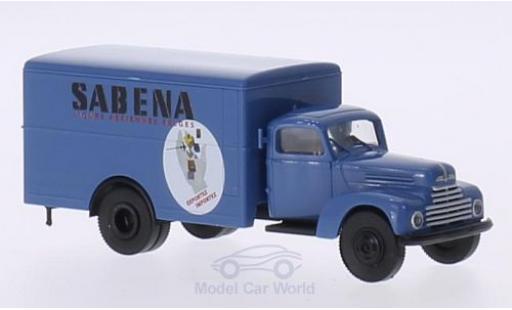 Ford FK 1/87 Brekina 3500 Koffer Sabena (B) miniature