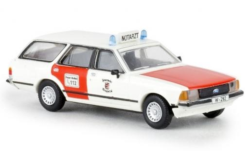 Ford Granada 1/87 Brekina II Turnier Feuerwehr Wuppertal 1977 miniature
