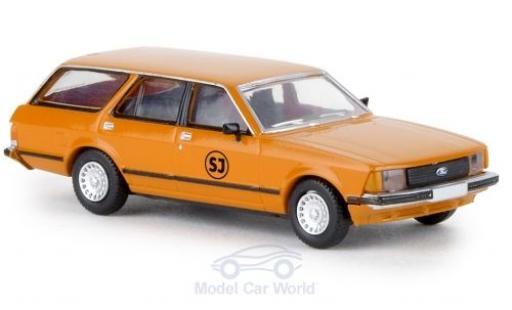 Ford Granada 1/87 Brekina II Turnier SJ 1977 TD miniatura