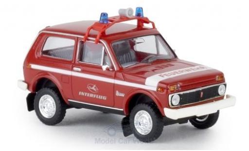 Lada Niva 1/87 Brekina Interflug miniature