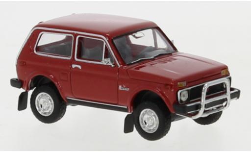 Lada Niva 1/87 Brekina red 1976 avec Rammbügel diecast model cars