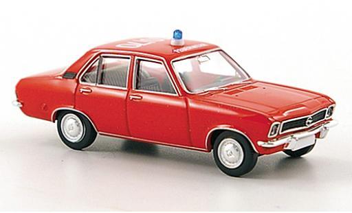 Opel Ascona 1/87 Brekina/MCW A Feuerwehr miniature