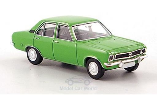 Opel Ascona 1/87 BrekinaMCW A verte Sondermodell MCW limitierte Auflage 500 miniature
