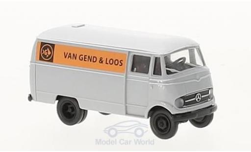 Mercedes L319 1/87 Brekina van Gend & Loos miniature