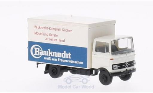 Mercedes LP 608 1/87 Brekina Bauknecht Koffer miniature