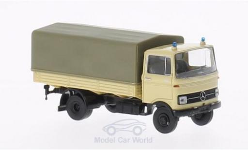 Mercedes LP 608 1/87 Brekina beige PP-LKW miniature
