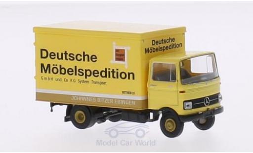 Mercedes LP 608 1/87 Brekina DMS/Bitzer miniature