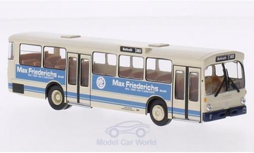 Mercedes Classe GLA 1/87 Brekina O 305 Stadtbus Friedrichs Mönchengladbach miniature