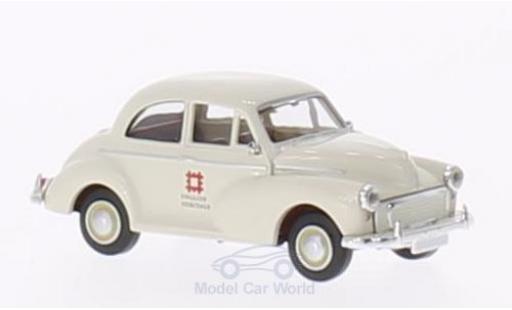Morris Minor 1/87 Brekina English Heritage (GB) RHD miniature
