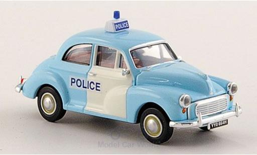 Morris Minor 1/87 Brekina Limousine RHD Polizei (GB) miniature