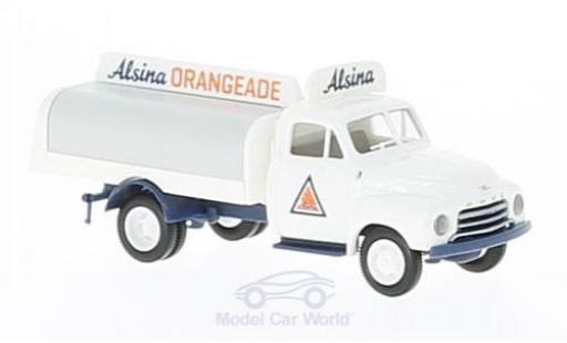 Opel Blitz 1/87 Brekina Alsina Getränkeaufbau miniature