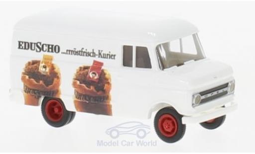 Opel Blitz 1/87 Brekina B Eduscho miniature