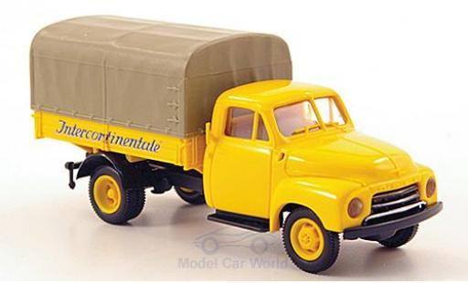 Opel Blitz 1/87 Brekina Intercondinentale PP-LKW miniature