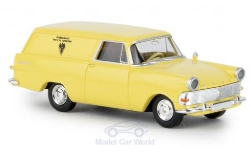 Opel Rekord 1/87 Brekina P2 Kasten Österreichische Post TD miniature